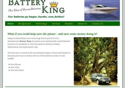 Battery King