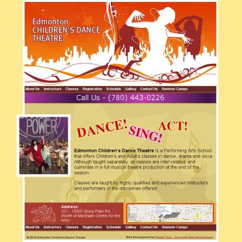 Edmonton Children's Dance Theatre