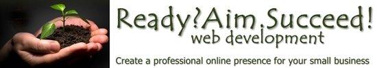 Ready?Aim.Succeed! web development